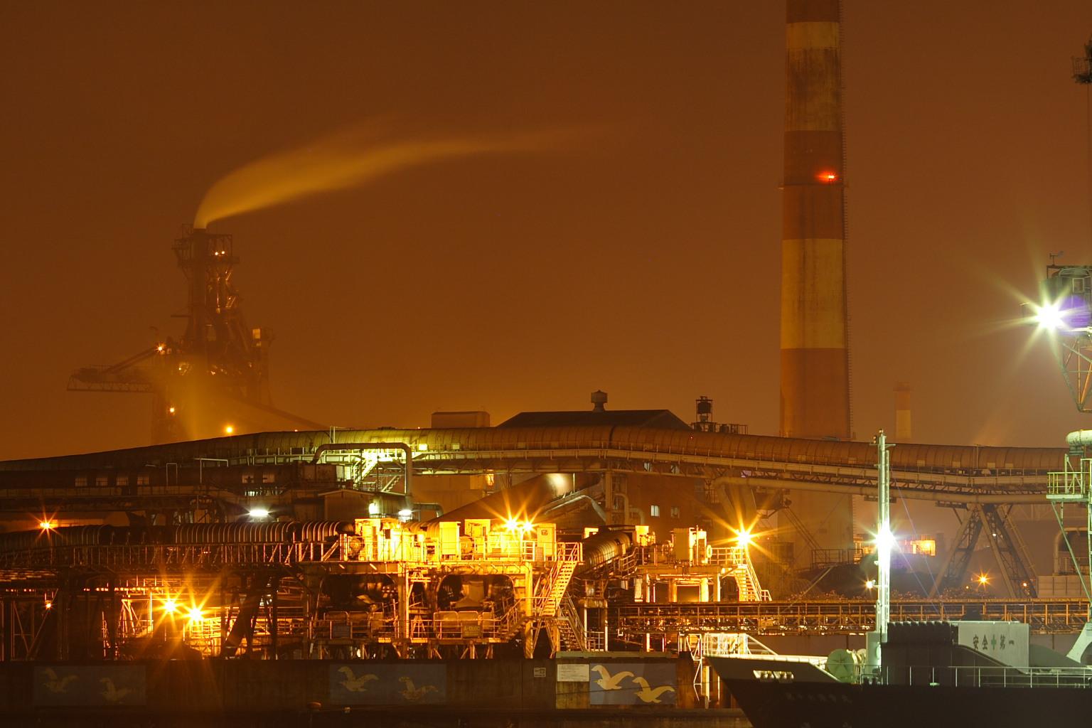 神戸製鋼 加古川製鉄所